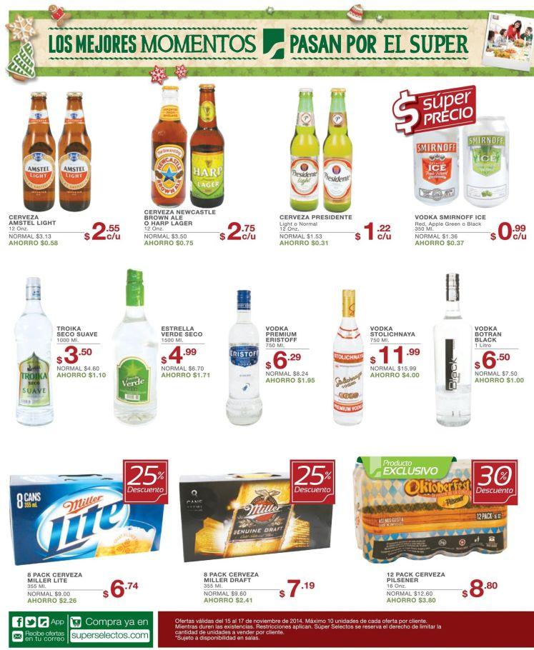 cervezas y vinos en oferta - 15nov14