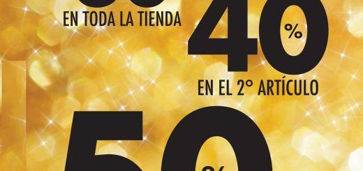 DESCUENTOS para celebrar el final 2014