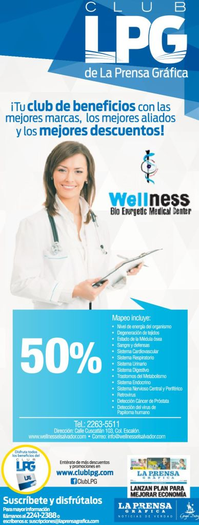 WELLNES bio energtic medical center - 03dic14