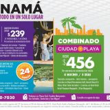 All inclusive vacation on PANAMA
