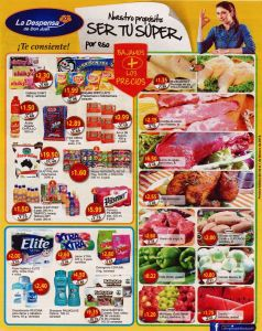 Oferta en pollo rostizado calientito - 30ene15