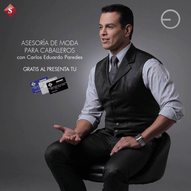 Asesoria de moda GRATIS para caballeros SIMAN GALERIAS sabado 7 febrero 2015