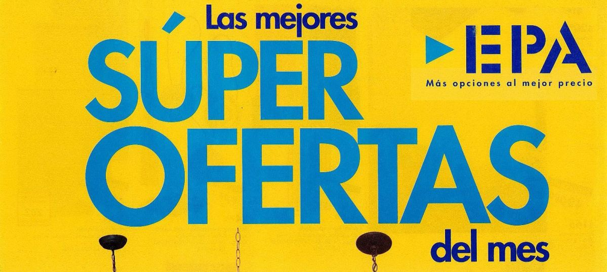 Super ofertas EPA del mes (Feb-Mar-2015)