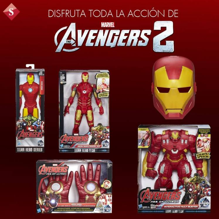 IRON MAN costume the avengers