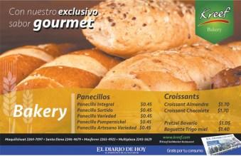 Kreef delimarket gourmet bakery - 11feb15