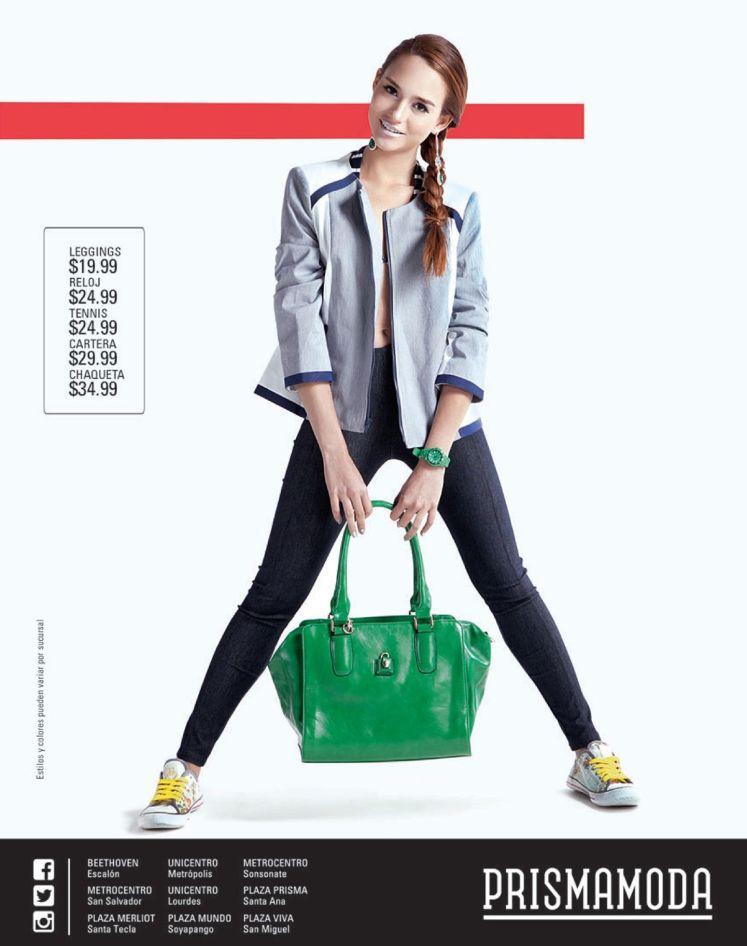 LEGGINS sporty trend Prisma Moda - 06feb15