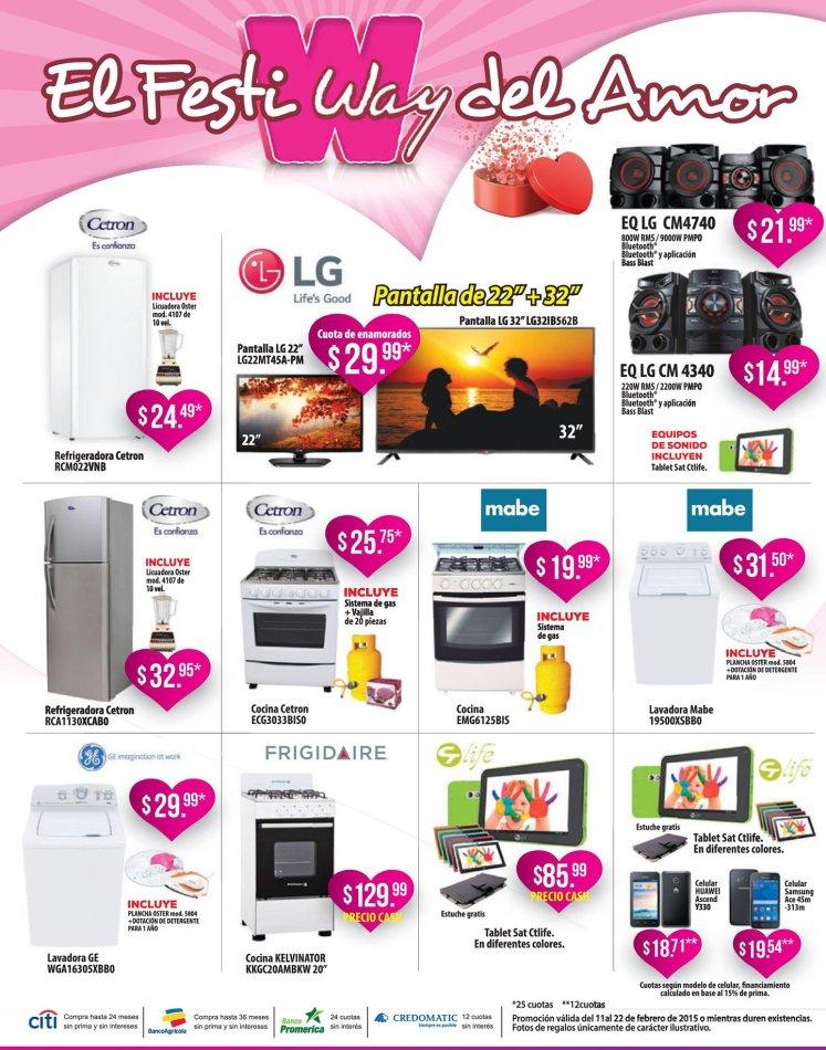 SAN VALENTINES fest love promotions - 11feb15