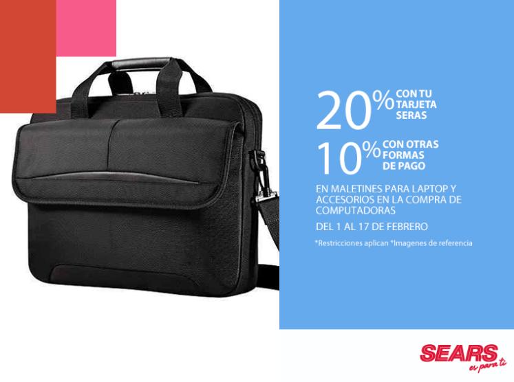descuentos en maletines para laptop - 04feb15