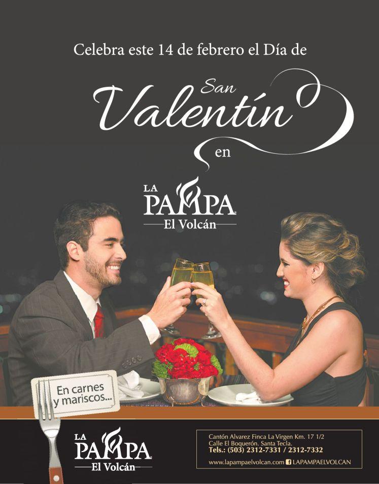 special DINER san valentine LA PAMPA - 06feb15