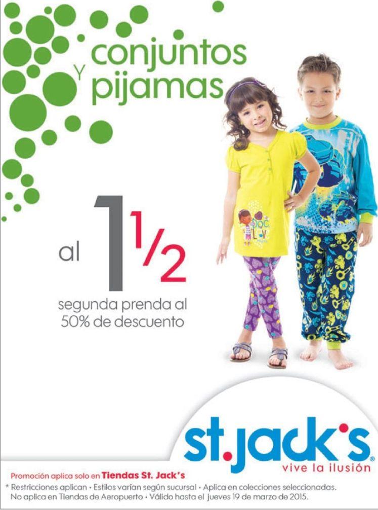 Conjunto y PIjamas for kids - 13mar15