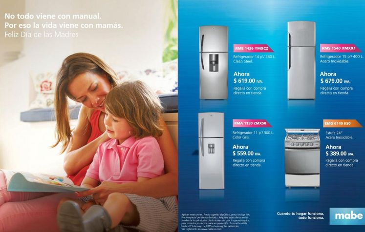MABE refrigerator MOM day savings