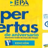 Primera edicion SUPER OFERTA de aniversario EPA elsavador