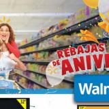 WALMART Guia de rebajas y sorpresas de aniversario mayo 2015