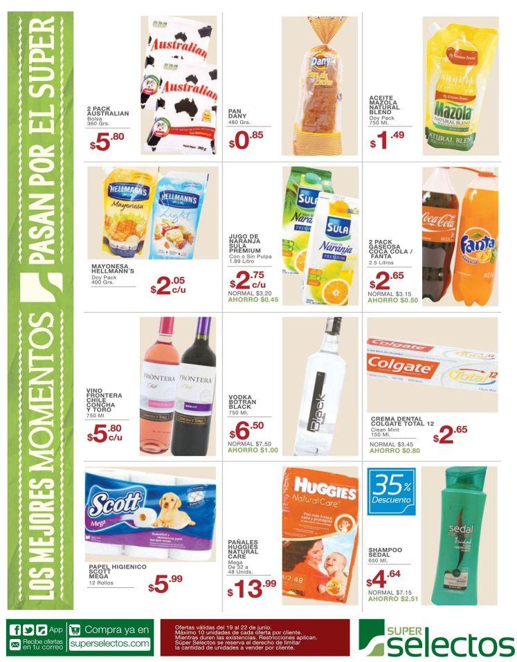 2 pack leche entera AUTRALIAN 5.80 de dolar - 19jun15
