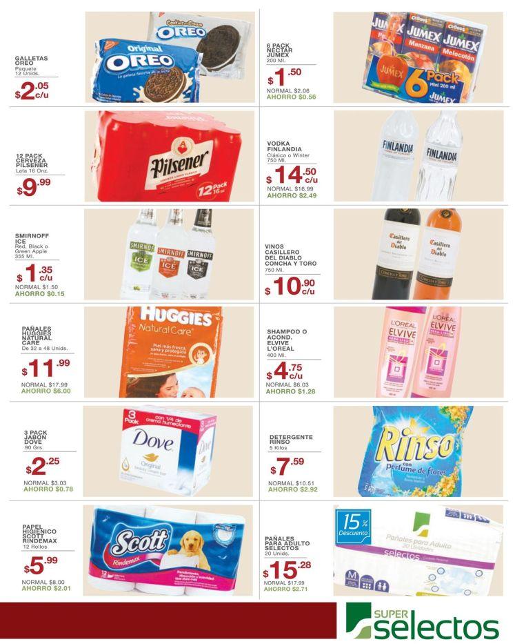 Detergente RINSO ofertas bolsa 5 kilos ahora - 01jun15