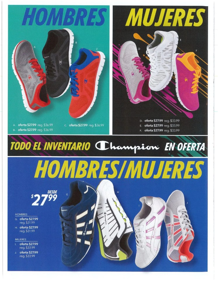 PAYLESS All champions shoes OFFER - pag2