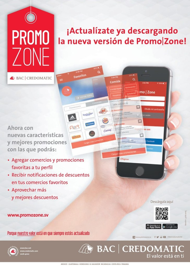 new version APP PROMO ZONE descargala ya