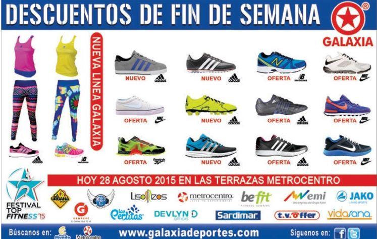 Sport deals weekend GALAXIA DEPORTES