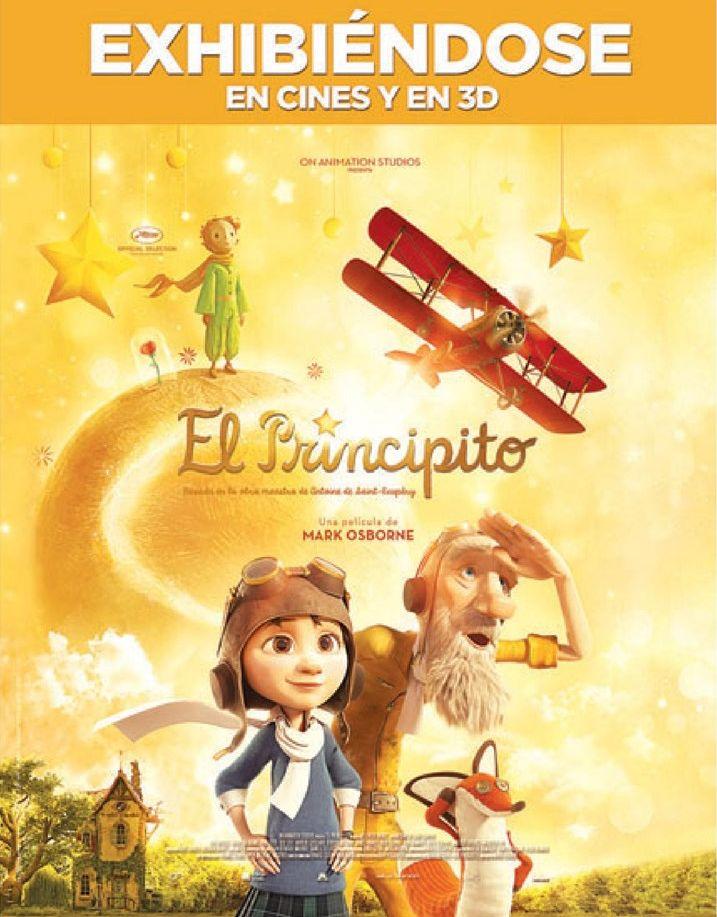 animations studioa EL PRINCIPITO the movie
