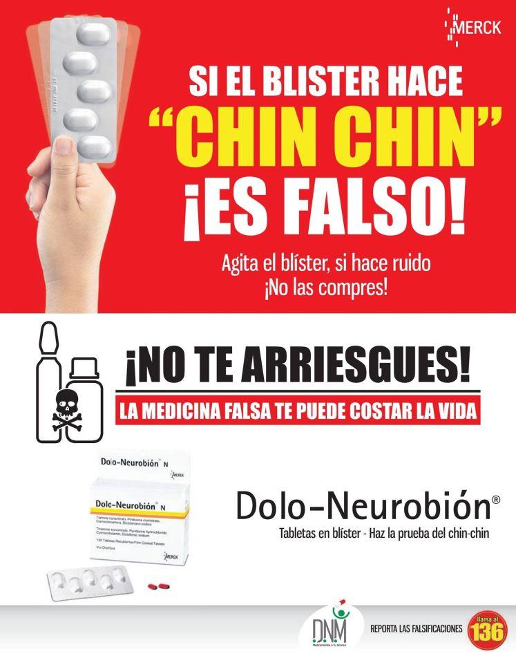 DOLO Neurobion compra medicina original