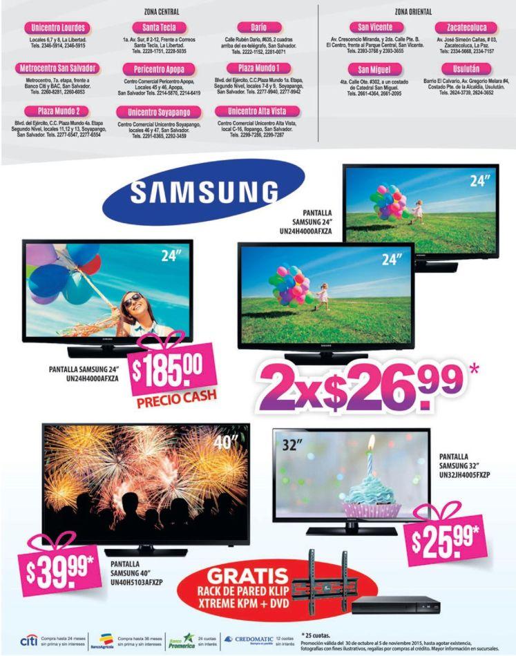 Duplica tus compras con estas promociones Agencias WAY - 30oct15