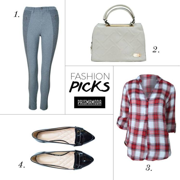FASHION picks wearing for HER