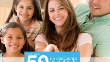 ATENCION hasta 50 off en en cuotas de muebles - 10nov15