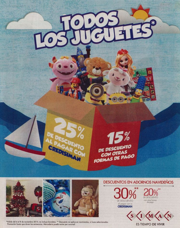 All TOYS this weekend with DISCOUNT SIMAN stores