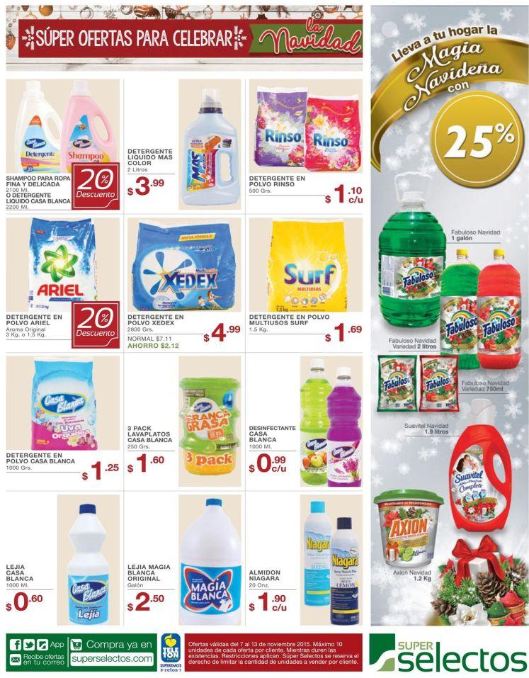 Limpieza y arreglos de navidad en casa - 07nov15