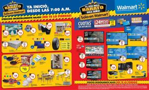 ven a WALMART el salvador el dia mas barato del año - 13nov15