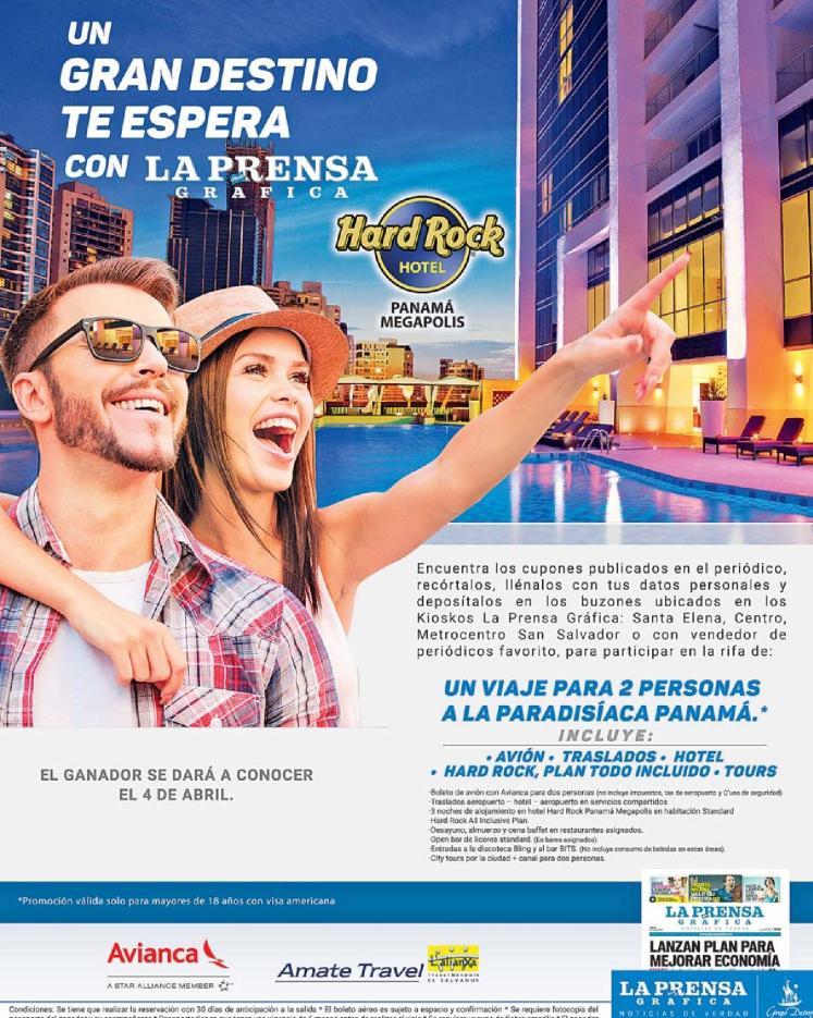 PANAMA megapolis te espera promocion LPG