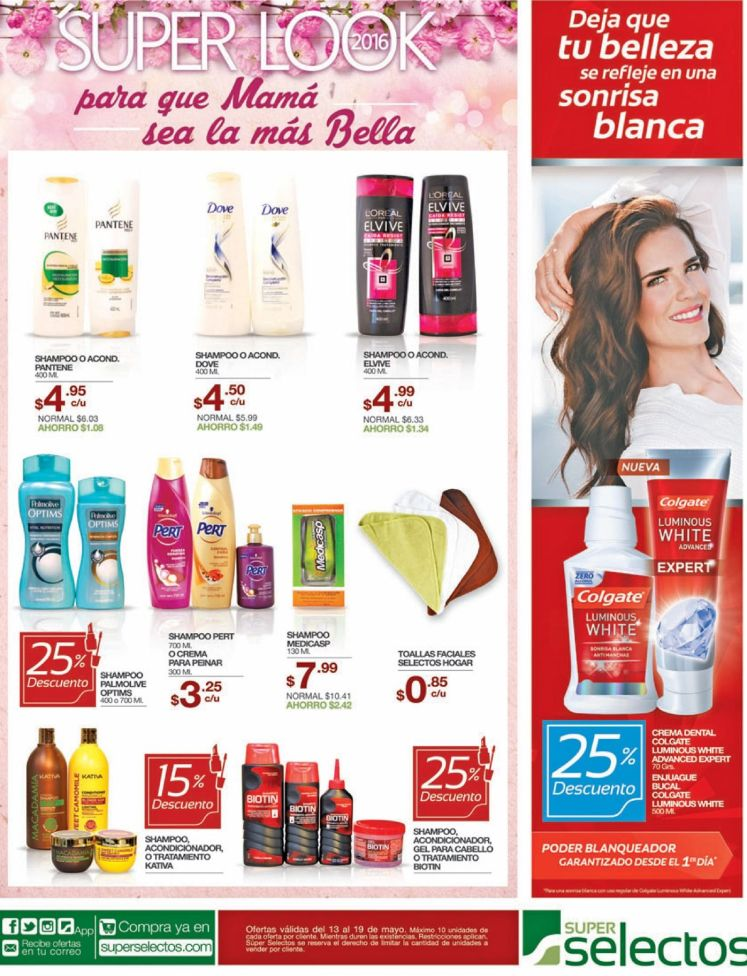 SUPER look products deals for mom