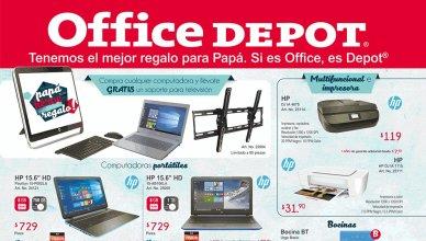 Catalogo de Regalos dia del padre office depot JUNIO 2016