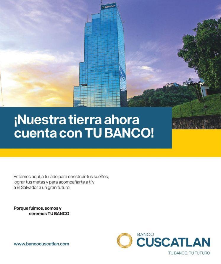 Regreso del BANCO CUSCATLAN EL SALVADOR al sistema financiero 2016