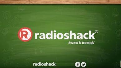 Radioshack love technology for geeks