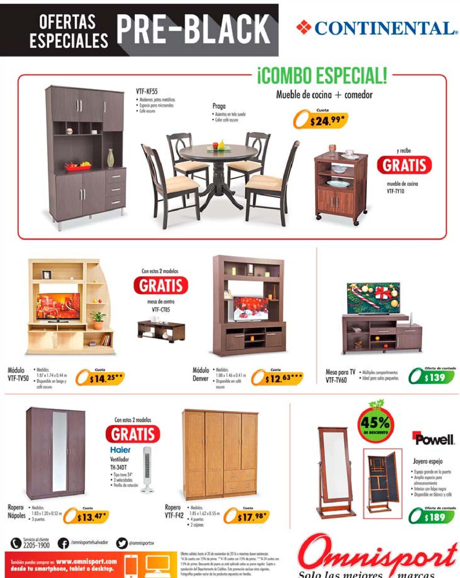 Muebles para tu casa con la venta pre black friday 2016 - Black friday muebles ...
