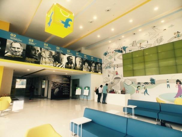 flipkart cessna park bangalore office 11