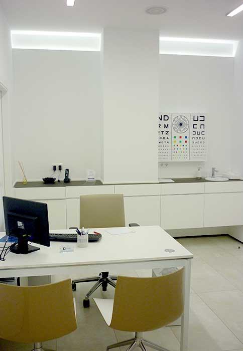Clínica oftalmológica de la Calle Pizarro, Valencia