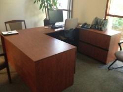 Small Of U Shaped Desk
