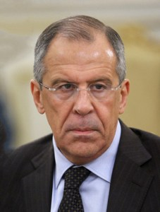 Russian Foreign Minister Sergey Lavrov, March 17, 2010