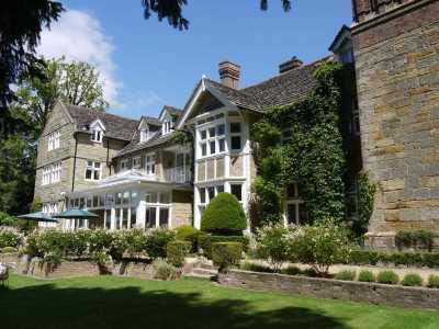 Ockenden Manor Hotel & Spa in South East England and Cuckfield : Luxury Hotel Breaks in the UK