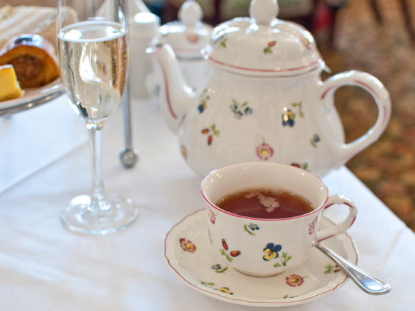Royal Craig Hotel - high tea