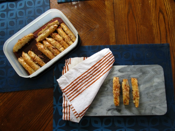 Blood Orange Baklava Cigars - 3.1