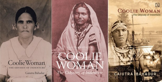 Coolie Woman. Covers