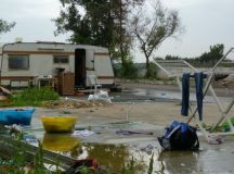 Acqua dei nomadi: Bardone ha chiesto a Gestione Acqua il cambio di contatore e ai Sinti di pagare i debiti