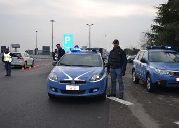Controlli straordinari della Polizia ad Arquata e Serravalle Scrivia