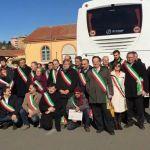 29 sindaci e circa 600 persone a Torino per difendere l'ospedale di Acqui. Quello che non ha fatto Tortona….