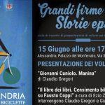Ad Alessandria Tommaso Percivale presenta il suo libro su Alfonsina Strada