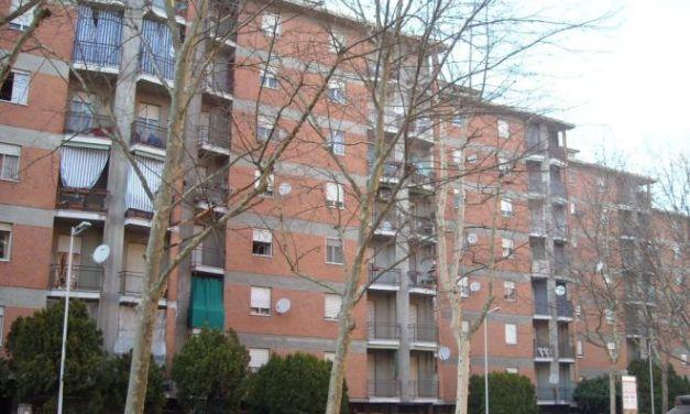 Tortona, ascensore a fuoco in viale De Gasperi, intervengono i pompieri