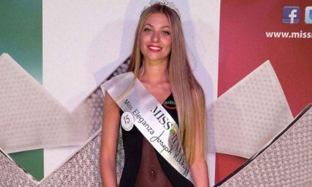 Miss Italia, continua il sogno della valenzana Martina Invernizzi